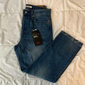 Levis Wedgie Straight Jean